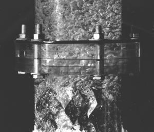 Static mixer water-air